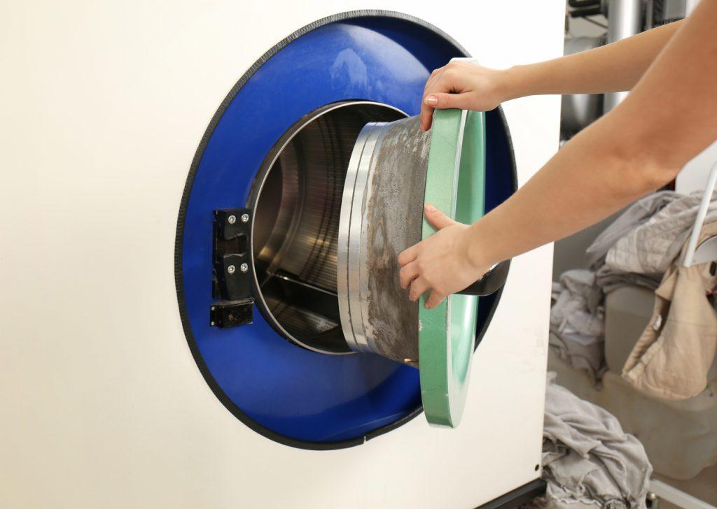 Máquina secar