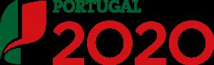 Logo Portugal 2020 - Cores