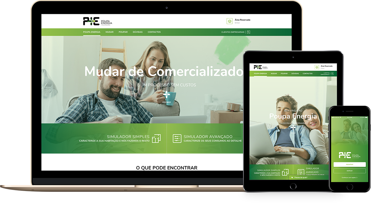 Mockups website